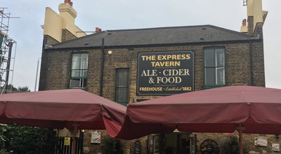 Photo of Bar The Express Tavern at 56 Kew Bridge Road, Brentford TW8 0EW, United Kingdom