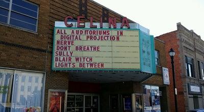Photo of Movie Theater Chakeres Celina Cinema 5 at 116 N Main St, Celina, OH 45822, United States