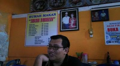 """Photo of Diner Warung Makan """"Abah Firhan"""" at Jl. G. Obos I No. 12a, Palangka Raya, Indonesia"""
