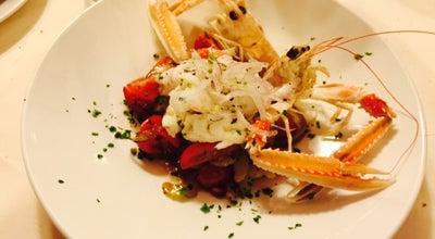 Photo of Seafood Restaurant La Barcaccia at Piazza I Maggio 33, Pescara, Italy