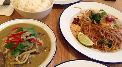Photo of Thai Restaurant Rosa's at 12 Hanbury St, Shoreditch E1 6QR, United Kingdom