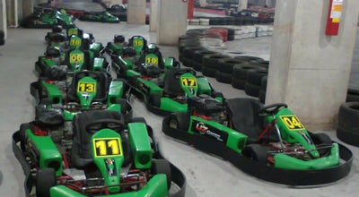 Photo of Go Kart Track Kart Arena Joinville at R. Inácio Bastos, 1084, Joinville 89202-310, Brazil