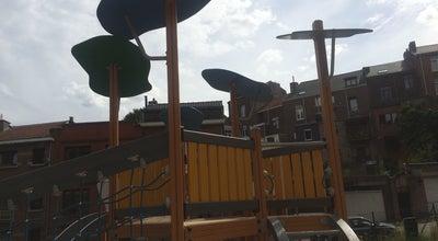 Photo of Playground Parc De La Paix at Parc De La Paix, Liège 4000, Belgium