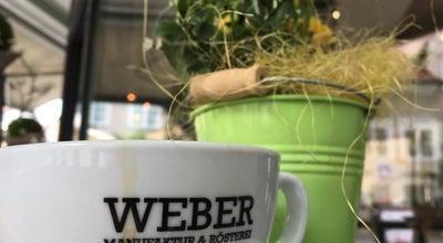 Photo of Cafe Cafe Weber at Kempten, Germany
