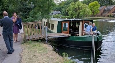 Photo of Tea Room Whittington's The Tea Barge at Reading RG4 8DH, United Kingdom
