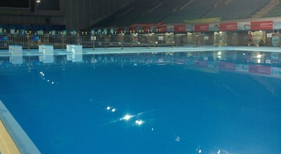 Photo of Pool 英东游泳馆 Ying Tung Natatorium at North 4th Ring E Rd, Beijing, Be, China
