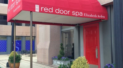 Photo of Spa The Red Door Salon & Spa at 8075 Leesburg Pike, Vienna, VA 22182, United States