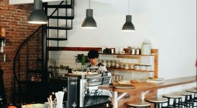 Photo of Coffee Shop Baked & Brewed at Jl. Pandu Raya No. 151-153, Bogor, Indonesia