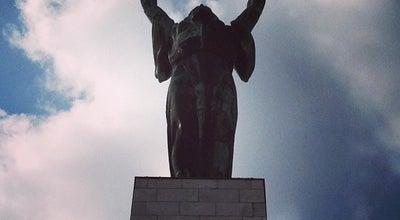 Photo of Monument / Landmark Szabadság Szobor | Statue of Liberty at Citadella Sétány, Budapest, Hungary