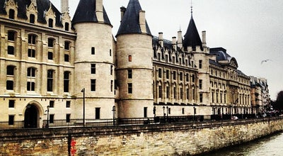 Photo of Historic Site La Conciergerie at 2 Boulevard Du Palais, Paris 75001, France
