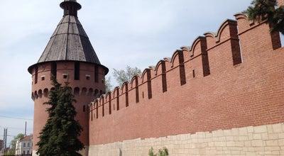 Photo of Historic Site Тульский кремль at Ул. Менделеевская, 8, Тула 300024, Russia