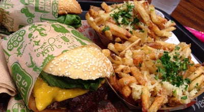Photo of Burger Joint Super Duper Burger at 2855 Stevens Creek Blvd, San Jose, CA 95128, United States