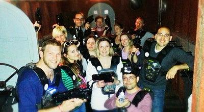 Photo of Laser Tag Lasergame Rotterdam at Parkhaven 9, Rotterdam 3016 GM, Netherlands