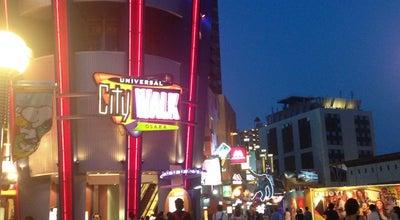 Photo of Mall ユニバーサル・シティウォーク大阪 (Universal City Walk) at 此花区島屋6-2-61, 大阪市 554-0024, Japan
