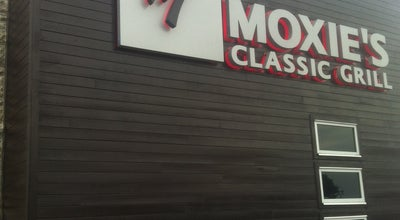 Photo of New American Restaurant Moxie's Classic Grill at 159 York Blvd., Richmond Hill, ON, Canada