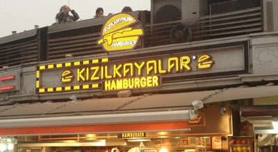 Photo of Burger Joint Kızılkayalar at Sıraselviler Cad. No:6 Beyoğlu, Beyoğlu 34433, Turkey