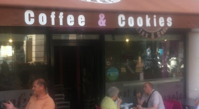 Photo of Coffee Shop Coffee & Cookies at 2 Square Mérimée, Cannes 06400, France