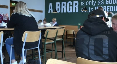 Photo of Burger Joint Friends & Brgrs at Hämeenkatu 17, Tampere 33200, Finland