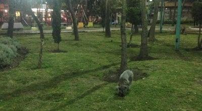 Photo of Park Parque del Obrero at Mexico