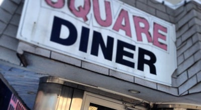 Photo of Diner Square Diner at 33 Leonard St, New York, NY 10013, United States