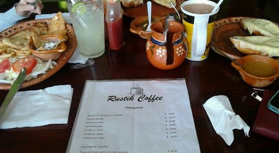 Photo of Breakfast Spot rustik coffee at Mexico