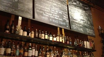 Photo of Cocktail Bar Alembic at 1725 Haight St, San Francisco, CA 94117, United States