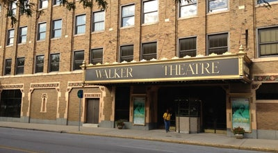 Photo of Theater Madame Walker Theatre Center at 617 Indiana Ave, Indianapolis, IN 46202, United States