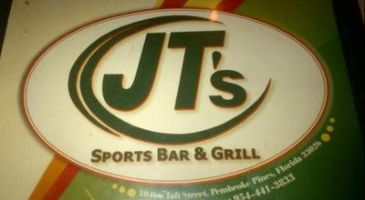Photo of Bar JT's Sports Bar at 10466 Taft St, Pembroke Pines, FL 33026, United States