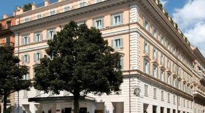 Photo of Hotel Jumeirah Grand Hotel Via Veneto at Via Vittorio Veneto 155, Rome 00187, Italy