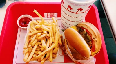 Photo of Fast Food Restaurant In N Out Burger at 1170 W Branch St, Arroyo Grande, CA 93420, United States