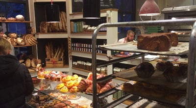 Photo of Bakery Brödkultur at Henry Dunkers Plats 1, Helsingborg, Sweden