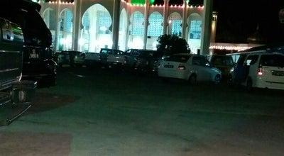 Photo of Mosque Masjid Raya at Islamiah, Tawau, Malaysia