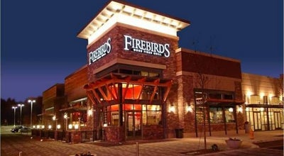 Photo of American Restaurant Firebirds Wood Fired Grill at 1025 Woodruff Rd, Greenville, SC 29607, United States