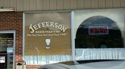 Photo of Diner jefferson soda fountain at 22 N Jefferson Cir, Oak Ridge, TN 37830, United States