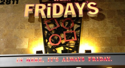 Photo of American Restaurant TGI Friday's at 12811 S Tryon St, Charlotte, NC 28273, United States
