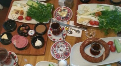 Photo of Mediterranean Restaurant Komşuköy at Güzeloba Mah. 2132 Sokak Ateşoğlu Plaza No:2/a, Muratpaşa, Turkey