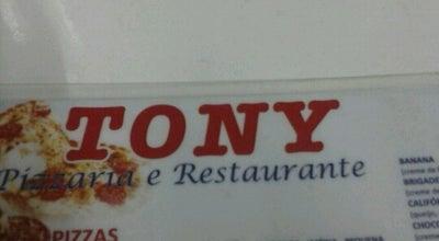 Photo of Pizza Place Tony Pizzaria E Restaurante at Rua Rio De Janeiro, 193, Ponta Grossa, Brazil