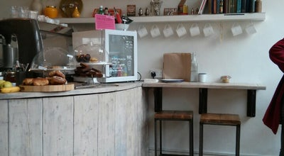 Photo of Coffee Shop Paper & Cup at 18 Calvert Ave, Shoreditch E2 7JP, United Kingdom