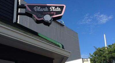 Photo of Ice Cream Shop Blank Slate Creamery at 300 W Liberty St, Ann Arbor, MI 48103, United States