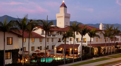 Photo of Hotel Hyatt Centric Santa Barbara at 1111 East Cabrillo Boulevard, Santa Barbara, CA 93103, United States