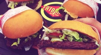 Photo of Burger Joint Fatburger, Madjidi Mall at Erbil, Iraq