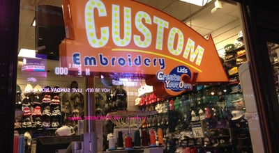 Photo of Accessories Store Lidz Times Square at 1133 Avenue Of The Americas, New York, NY 10036, United States