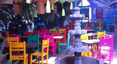 Photo of Mexican Restaurant La Casa de Frida at Av. Hidalgo 109, Cholula, Mexico