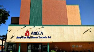 Photo of Art Museum American Museum of Ceramic Art at 399 N Garey Ave, Pomona, CA 91767, United States
