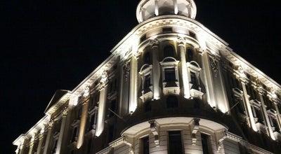 Photo of Hotel Hotel Bristol at Krakowskie Przedmiescie 42/44, Warszawa 00-325, Poland