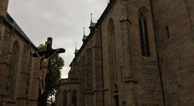 Photo of Church St. Severi at Domberg, Erfurt, Germany