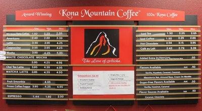 Photo of Coffee Shop Kona Mountain Coffee at 73-4038 Hulikoa Dr,, Kailua Kona, HI 96740, United States