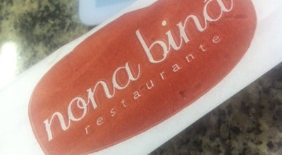 Photo of Brazilian Restaurant Nona Bina Restaurante at R D Pedro Ii, 948, Campo Largo, Brazil