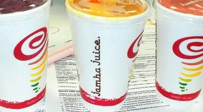 Photo of Juice Bar Jamba Juice at 88 W Broadway, New York, NY 10007, United States