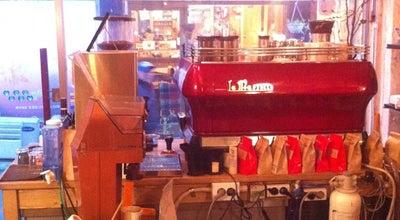 Photo of Coffee Shop COFFEE LIBRE at 마포구 성미산로 198, 서울특별시 121-865, South Korea